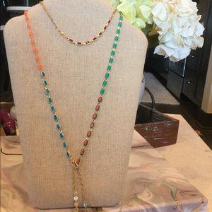 Stella & Dot Poppy Necklace